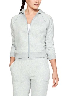 Under Armour Women's Rival Fleece Full Zip Top