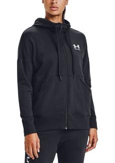 Under Armour Women's Rival Fleece Full Zip Hoodie