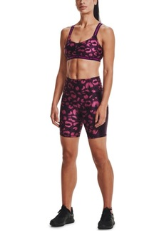 Under Armour Women's Shine Biker Shorts
