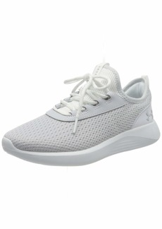 Under Armour Women's Skylar 2 Sneaker White (1)/Halo Gray  M US