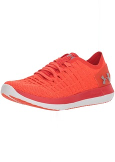 Under Armour Women's Slingride 2 Sneaker 601/Radio Red