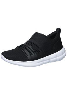 Under Armour Women's Slouchy Slip Sneaker Black (001)/White