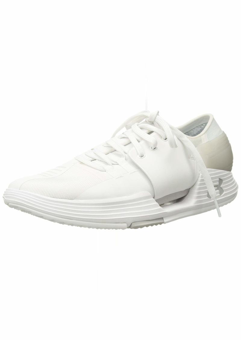 Under Armour Women's Speedform AMP 2.0 Sneaker 100/White