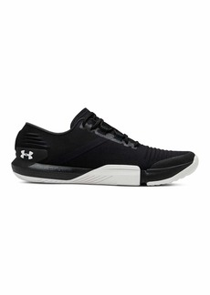 Under Armour Women's Speedform Feel Sneaker Black (001)/White  M US