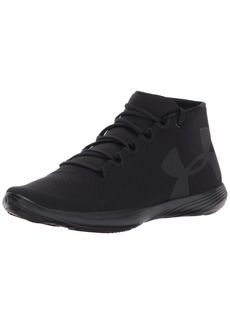 Under Armour Women's Street Precision Mid Sneaker 002/Black