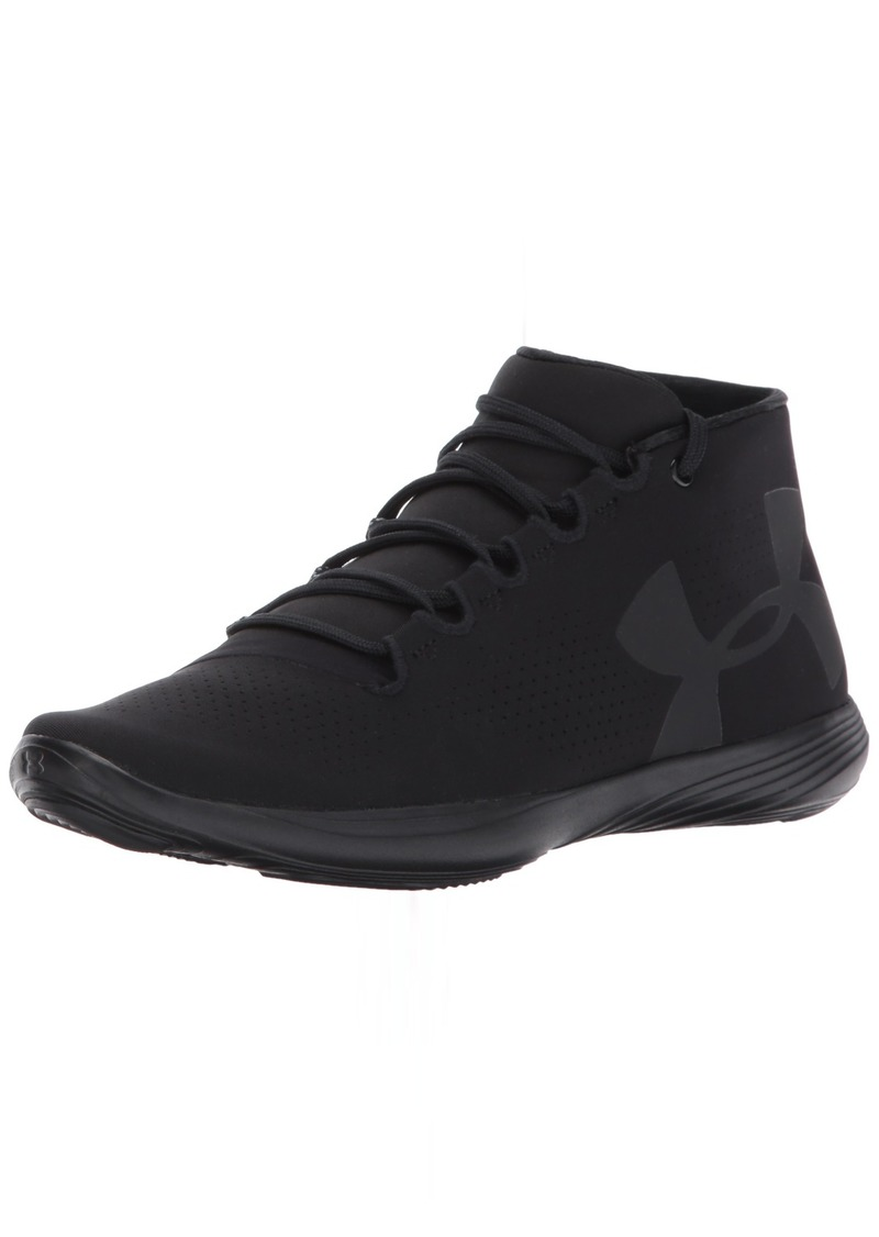 Under Armour Women's Street Precision Mid Sneaker 002/Black