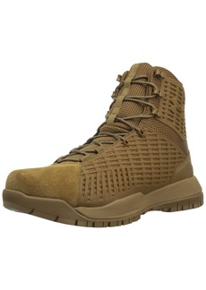Under Armour Women's Stryker Military and Tactical Boot 728/Coyote Brown