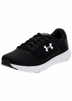 Under Armour Women's Surge Special Edition Running Shoe Black (001)/White