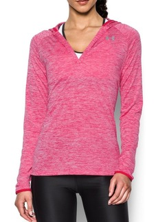 Under Armour Women's Tech Long Sleeve Hoodie Twist