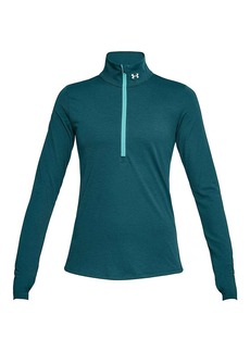 Under Armour Women's Threadborne Streaker 1/2 Zip Top