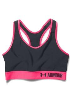 Under Armour Women's UA Armour Mid Printed Bra