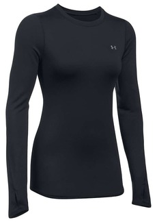 Under Armour Women's UA ColdGear Armour Crew Neck Top