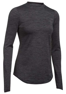 Under Armour Women's UA ColdGear Armour Mock Neck Top