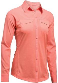 Under Armour Women's UA Fish Hunter Hybrid LS Shirt
