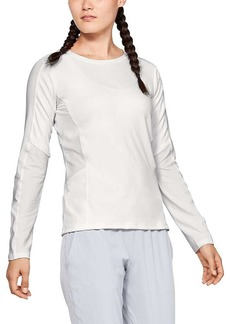 Under Armour Women's UA Fusion LS Top