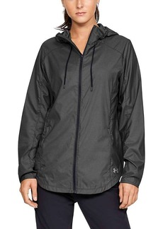 Under Armour Women's UA Prevail Windbreaker