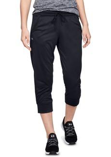 Under Armour Women's Ua Tech Capri Pants
