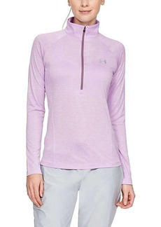 Under Armour Women's UA Tech Twist 1/2 Zip Top