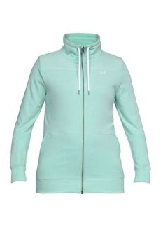 Under Armour Women's UA Threadborne Shoreline Full Zip Top