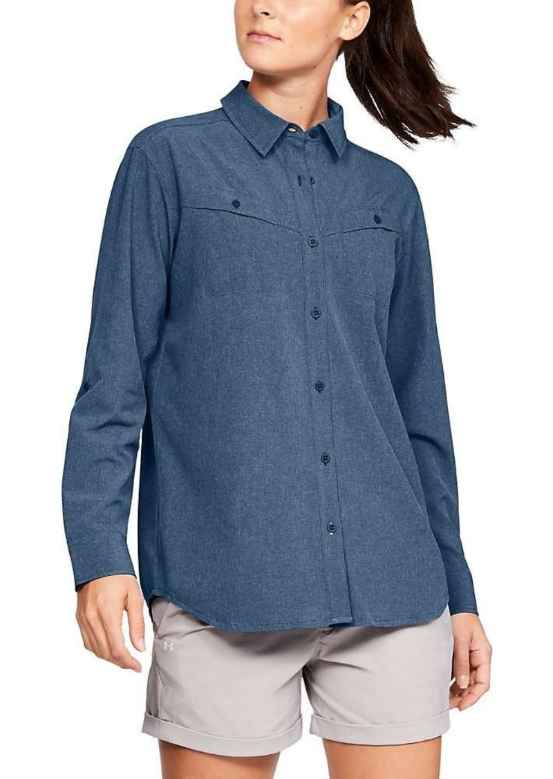 Under Armour Women's UA Tide Chaser LS Top