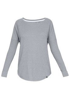 Under Armour Women's Waffle Crew