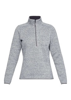 Under Armour Women's Wintersweet 1/2 Zip 2.0 Top