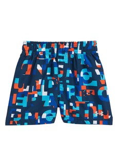 Under Armour Word Toss Volley Swim Trunks (Baby Boys)
