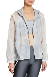 Under Armour Woven Full-Zip Printed Active Jacket