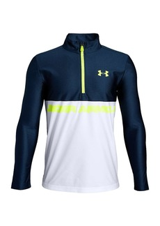 Under Armour Youth Tech 1/2 Zip Top