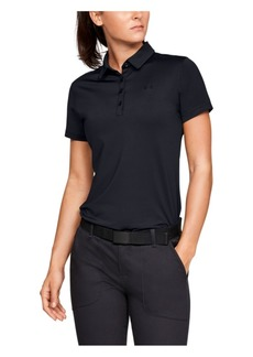 Under Armour Women's Zinger Short Sleeve Golf Polo