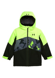 Under Armour Zumatrek Water Repellent ColdGear® Hooded Jacket (Toddler Boys & Little Boys)