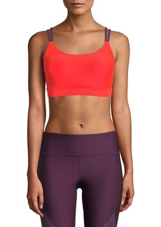 Under Armour Vanish Eclipse Strappy Low-Impact Sports Bra