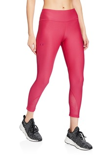 Under Armour Vanish Mesh Cropped Leggings