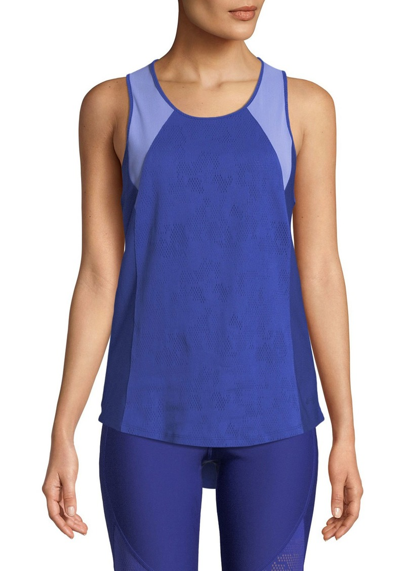 Under Armour Vanish Open-Back Mesh Tank