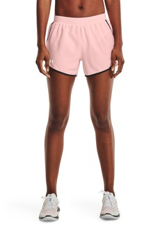 Women's Under Armour Fly By 2.0 Woven Running Shorts