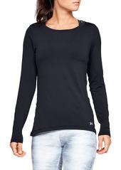 Women's Under Armour Heatgear Armour Long Sleeve Knit Top