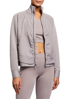 Under Armour x Misty Copeland Layered Zip-Front Jacket