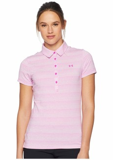 Under Armour Zinger Novelty Polo