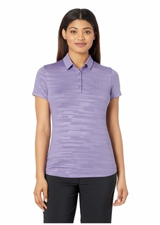 Under Armour Zinger Short Sleeve Novelty Polo