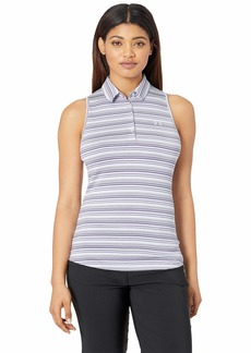 Under Armour Zinger Sleeveless Novelty Polo