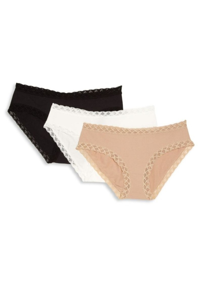 Uniqlo Bliss Three-Pack Girl Briefs