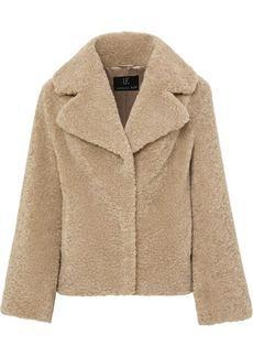 Unreal Fur faux shearling coat