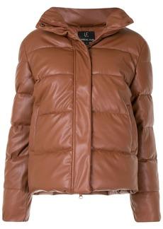 Unreal Fur padded puffer jacket