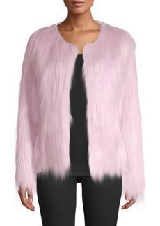 Unreal Fur Unreal Dream Faux Fur Jacket