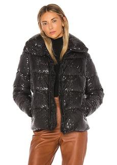 Unreal Fur Desire Puffer Jacket