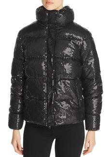 Unreal Fur Desire Short Puffer Coat