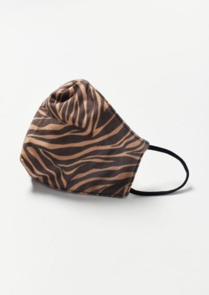 Urban Outfitters Exclusives Animal Print Reusable Face Mask