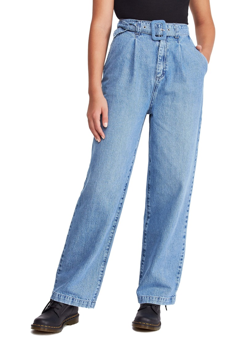 BDG Urban Outfitters '80s Acid Wash HIgh Waist Mom Jeans