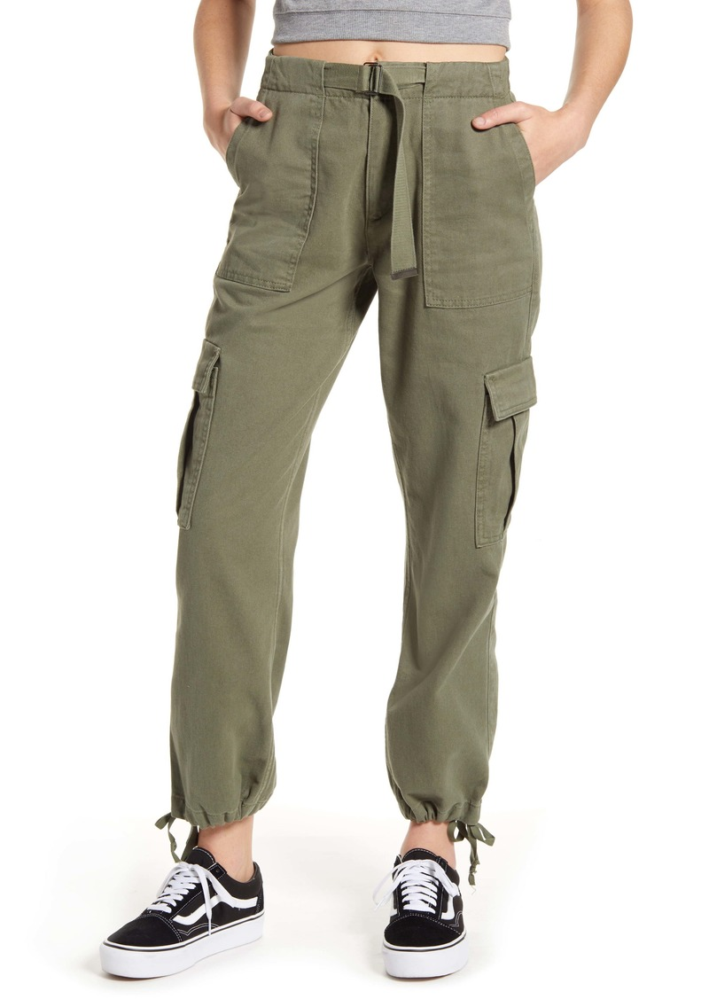Urban Outfitters Exclusives BDG Urban Outfitters Belted Cargo Trousers