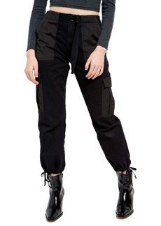 Urban Outfitters Exclusives BDG Urban Outfitters Belted Twill Cargo Pants